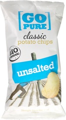 Classic potato chips ongezouten